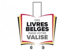 Des livres belges dans votre valise