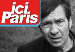 Thierry Samitier dans Ici Paris